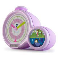 Claessens'Kids - Kid'Sleep Clock Rose - Mon premier réveil