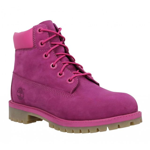 Timberland Velours Femme Rose Cher Premium Pink Pas 6in Achat 38 q44WfEg1