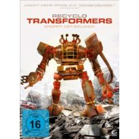 Sunfilm Entertainment - Recyclo Transformers IMPORT Allemand, IMPORT Dvd - Edition simple
