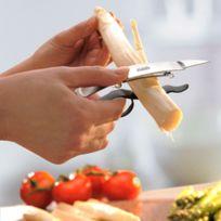 J'aime Cuisiner - Eplucheur à Asperges Avec Protège-doigts