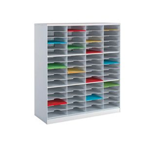 paperflow trieur de classement 20 cases gris pas cher achat vente trieurs rueducommerce. Black Bedroom Furniture Sets. Home Design Ideas