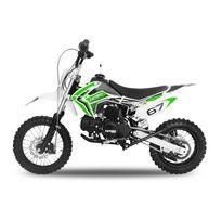 Nitro Motors - Dirt bike 125 vert