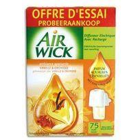 Air Wick - Diffuseur électrique parfum vanille orchidée