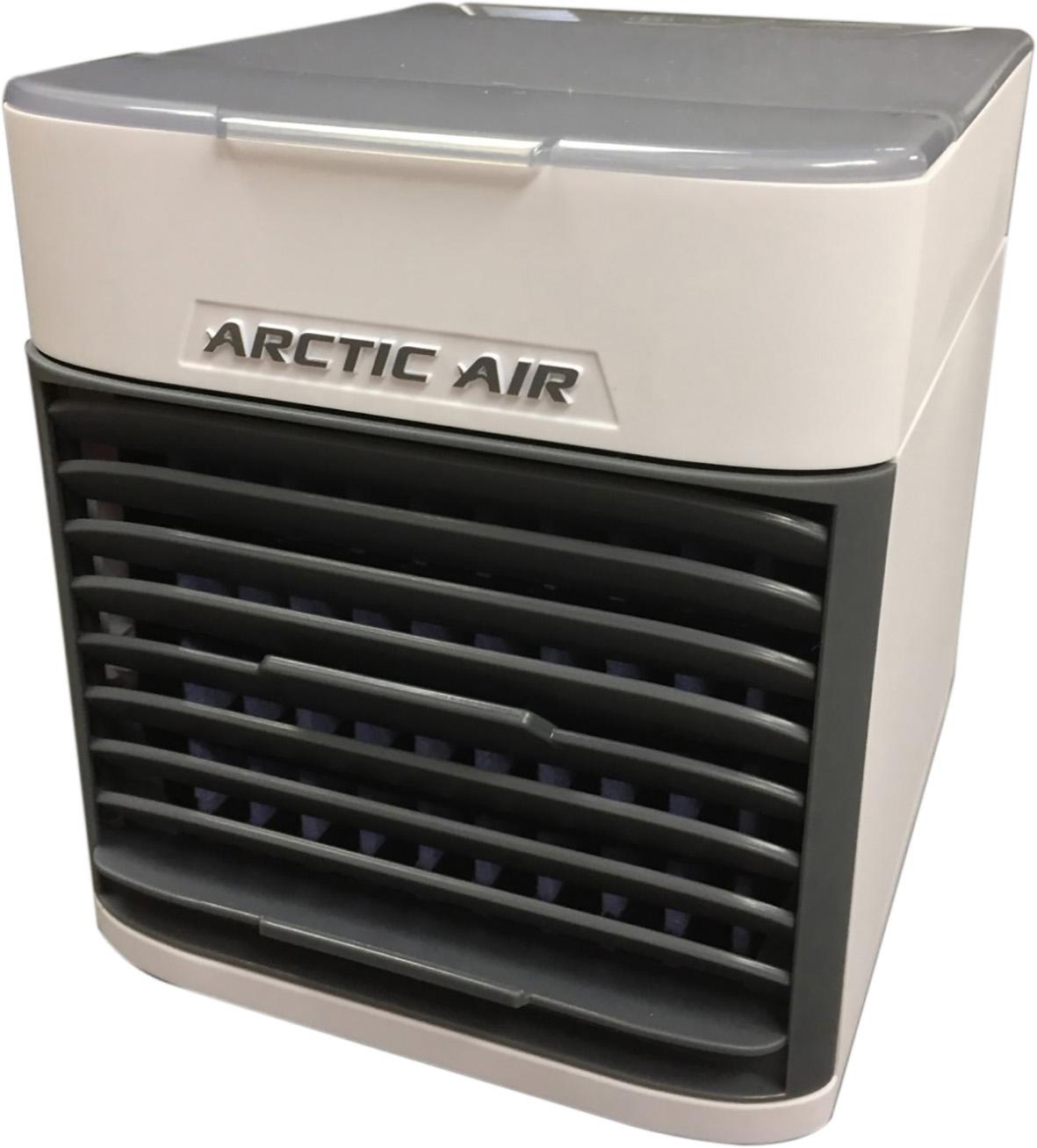 BEST OF TV Rafraîchisseur d'air Artic Cube - ARCTIC10 - Blanc/Gris