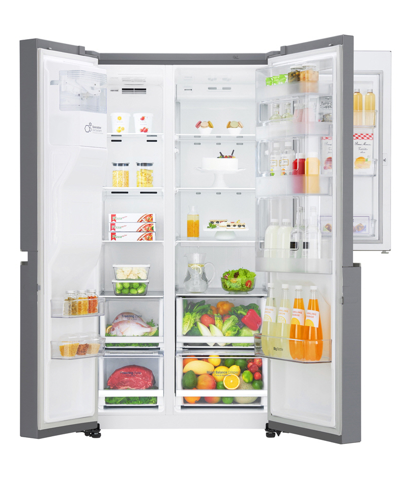 Réfrigérateur américain GSS6611PS