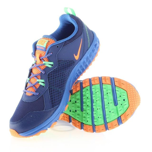 fea860c753d Nike - Wild Trail - pas cher Achat   Vente Chaussures running -  RueDuCommerce