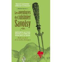 Agnes Vienot - les aventures du cuisinier Savoisy ; souper mortel aux étuves ; meurtres à la pomme d'or ; natures mortes au Vatican