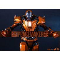 Hot Toys - Htmms258 - Figurine CinÉMA - Iron Man Mark Xxxvi - Peacemaker - Echelle 1/6