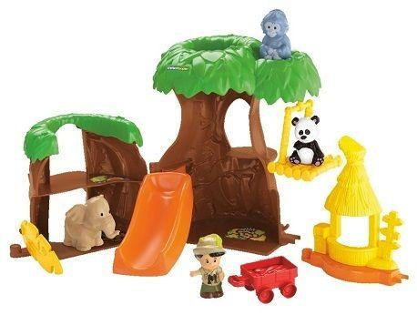 Fisher Price L'arbre maison des animaux Little People 1-5 ans