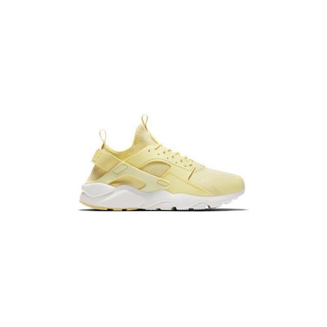 d352e60a3aba Nike - Air Huarache Run Ultra Br - 833147-701 - Age - Adulte, Couleur -  Jaune, Genre - Homme, Taille - 42 44 - pas cher Achat / Vente Baskets homme  - ...