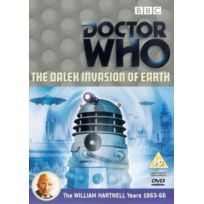 - Doctor Who - Dalek Invasion Of Earth IMPORT Coffret De 2 Dvd - Edition simple