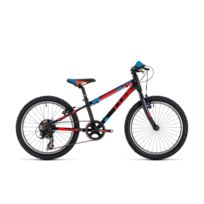 Cube - Vélo Enfant Kid 200 Black'n'flashred'n'blue 2018