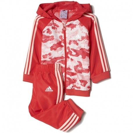 Adidas originals - Survêtement Woven Fz Rose Bébé Fille Adidas - pas ... 9d00ff03d3b9