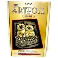 Kitfix Swallow Group Ltd - Ksg Artfoil Chatons DorÉS