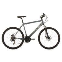 Ks Cycling - Vtt semi-rigide 26'' Calgary anthracite Tc 56 cm