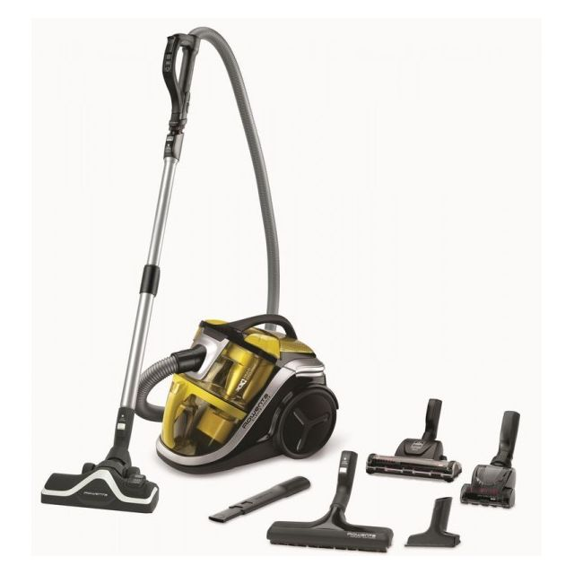 ROWENTA Aspirateur Silence force Multi CyclonicAnimal Care Pro RO8374EA