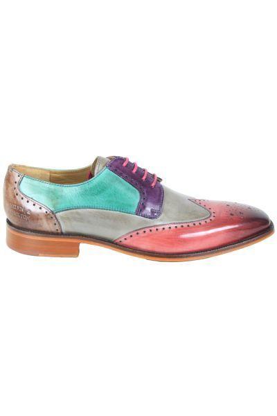 2e61c9f79315d7 Melvinhamilton - Chaussures en cuir Melvin & Hamilton Jeff 14 Rosa Morning
