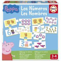 Educa - J'apprends les nombres : Peppa Pig