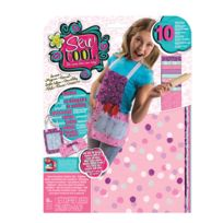 Spin Master - Kit créatif Sew Cool : Couture feutrine : Tablier