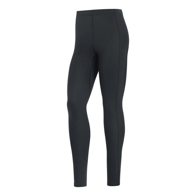 Gore Running Wear Collant long Essential Lady Thermo noir femme