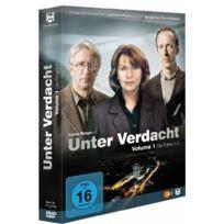 Ascot Elite Home Entertainment GmbH - Various Unter Verdacht-vol.1 IMPORT Allemand, IMPORT Coffret De 3 Dvd - Edition simple