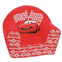 Disney - Cars Fauteuil Club Rouge