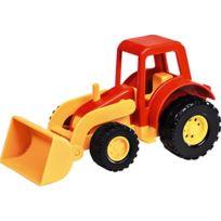 Simm - 1231 Mini Tracteur Compact Avec Godet De Chargement