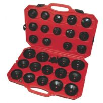 No Name - Coffret 28 cloches universelles pour filtre à huile - 30 pièces