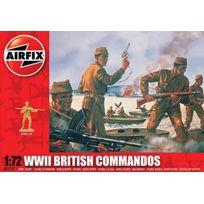 Airfix - A01732 - Construction Et Maquettes - BÂTIMENT - Wwii British Commandos