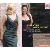 Berlin Classics - Mia Vita Mio Bene Ditte Andersen & Ann Hellenberg - Cd