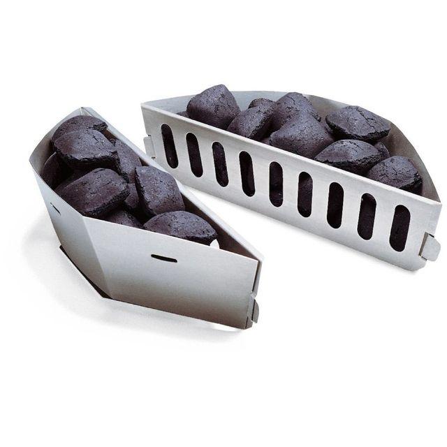 Weber Panier à charbon 2 unités