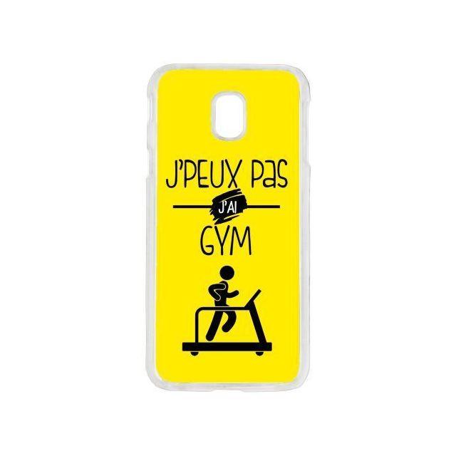 coque samsung j3 2017 gymnastique