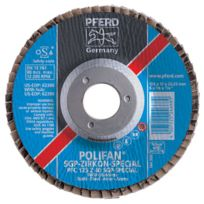 Pferd - Disque A Lamelles Sgp Special Z - Grain:80 - Ø mm:125