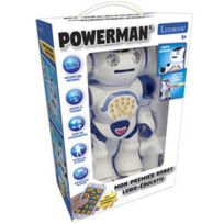 LEXIBOOK - Robot interactif Powerman