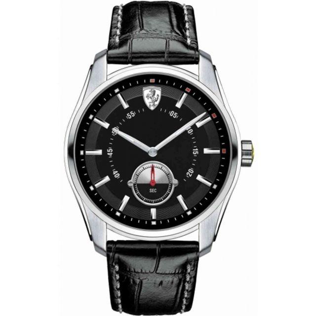 ferrari montre homme gtb c 0830231 achat vente montre analogique pas ch re rueducommerce. Black Bedroom Furniture Sets. Home Design Ideas