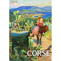 Amadeus - Affiche ancienne de Dellepiane Corse