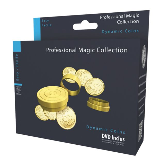 Oid Magic Magie : Dynamic Coins avec Dvd