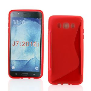 coque samsung galaxy j7 2016 rouge