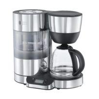 RUSSELL HOBBS - cafetière filtre programmable 10 tasses 950w inox/noir - 20770-56