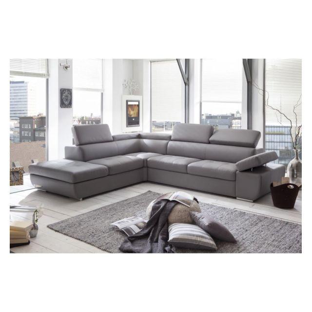g n rique le depot bailleul canap d 39 angle gauche casablanca beige r versible achat vente. Black Bedroom Furniture Sets. Home Design Ideas