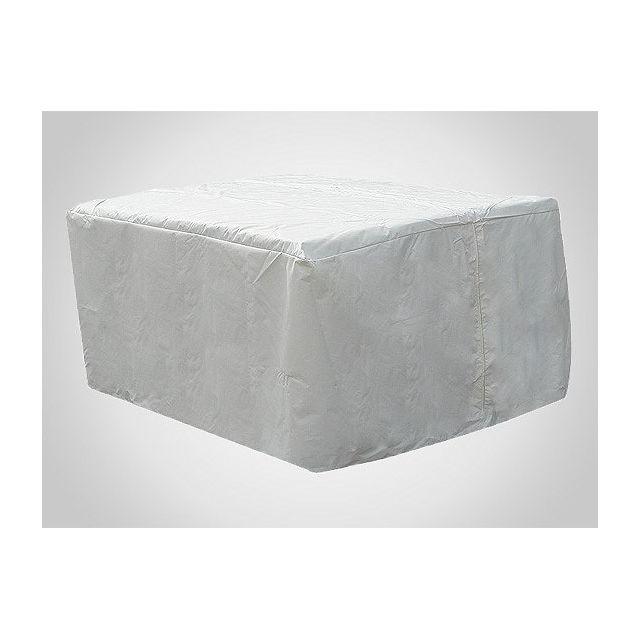 Beliani Bâche de protection pour table et chaises de jardin Italy 220, Grosseto 220 - 320x120x90 cm
