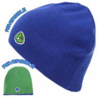 Celtek - Bonnet reversible Blocker blue green beanie