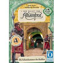 Queen Games - Jeux de société - Alhambra Extension N°4 : la Chambre du Trésor