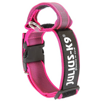 Julius K9 - Collier pour chiens 40 mm 38-53 cm rose 100HA-K-PN-2015