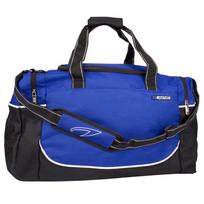 Avento - Grand sac de sport noir/bleu cobalt 50TE