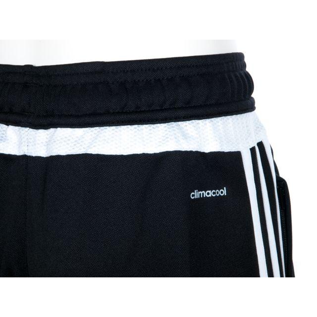 Adidas - Pantalon joueur Tiroj pant noir Noir 49186 7