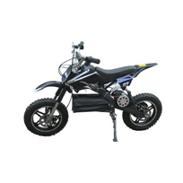 Kidzzz N Quadzzz - Moto cross électrique enfant rapide dirt bike 36V 800W 40km/h