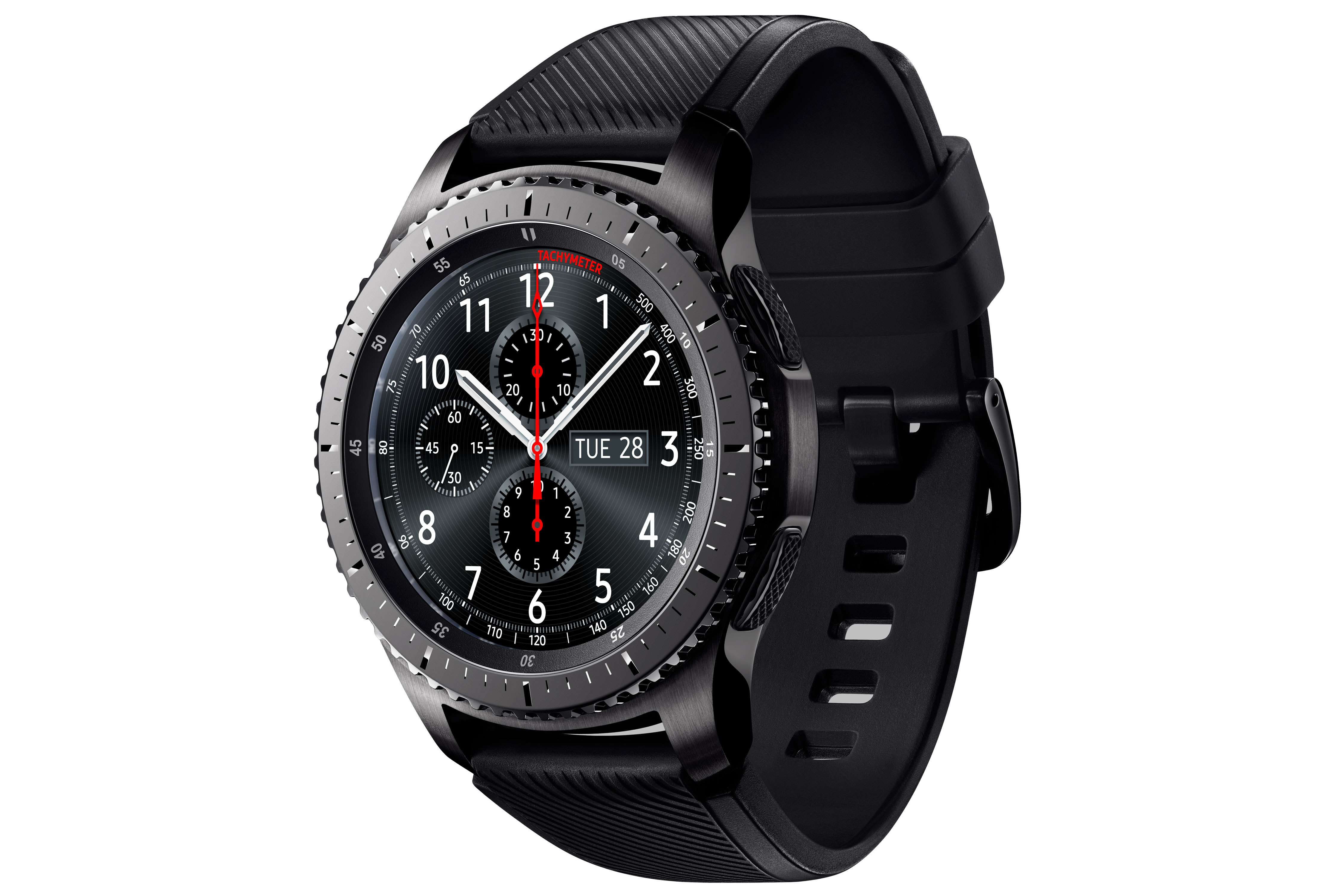Gear S3 Frontier - R760 - Noir