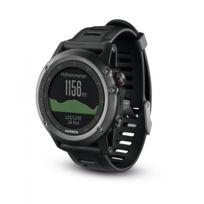 Garmin - Fenix 3 Gps - Cardiofréquencemètre - gris/noir