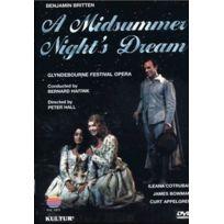 Nvc - Benjamin Britten - A Midsummer Night'S Dream NTSC Dvd - Edition simple